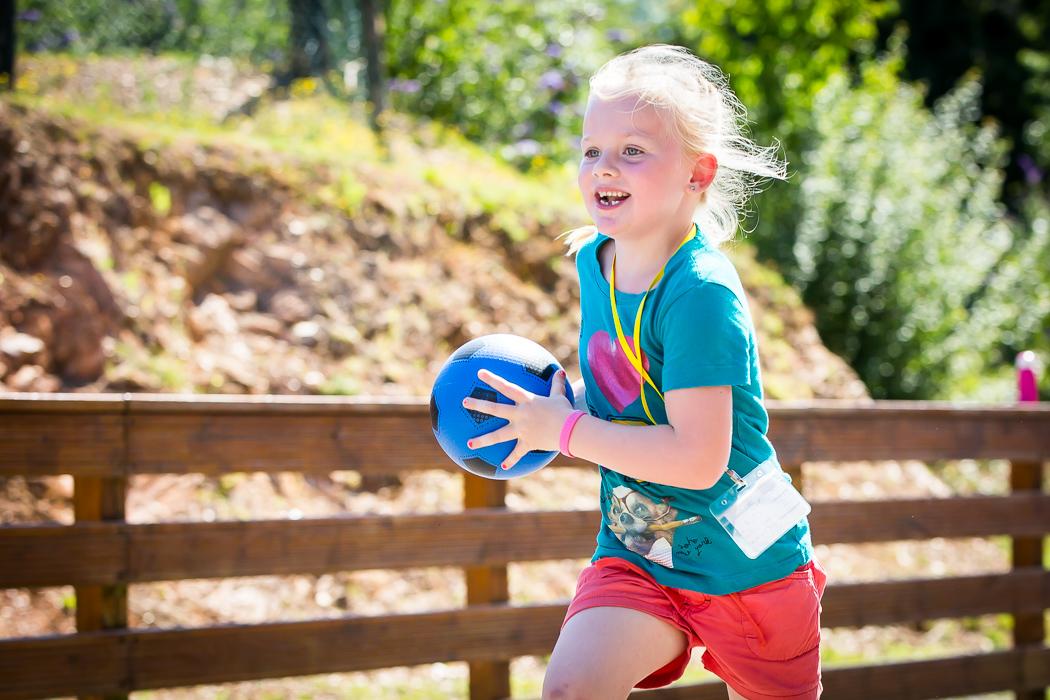 camping 5 étoiles avec jeux enfants