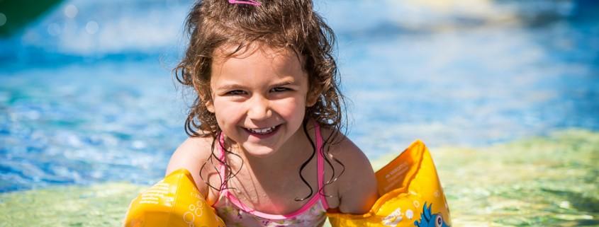 camping espace aquatique enfant vendée