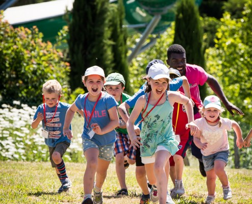 camping 5 étoiles animations enfants