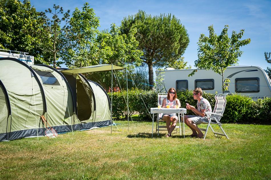 Emplacement camping Sables d'Olonne