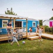 location mobil home camping 5 étoiles