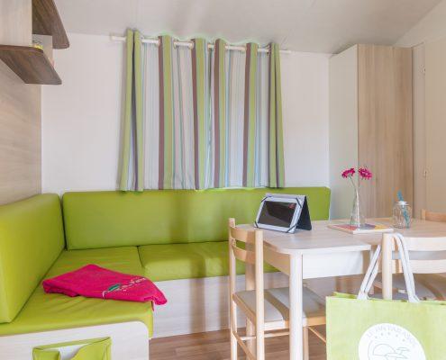 cottage mobil home camping 5 étoiles vendée