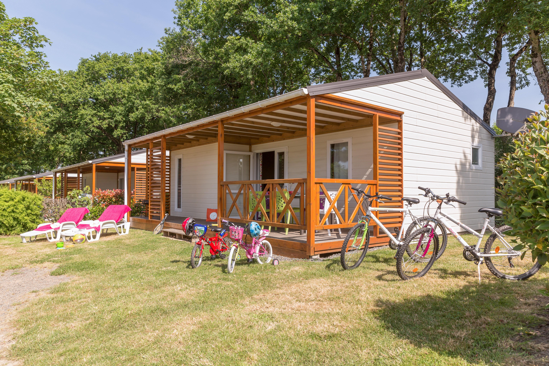 location chalet camping 5 étoiles vendée