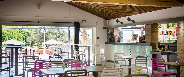 camping 5 étoiles bar restaurant