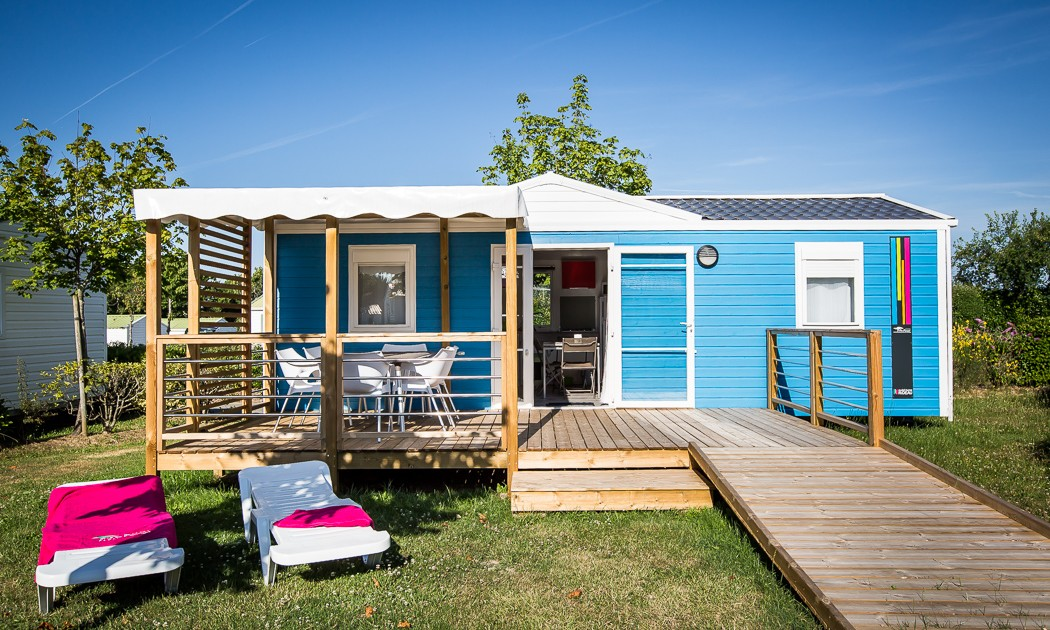 Location Mobil Home PMR Camping 5 Etoiles