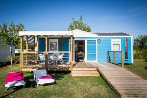 location mobil home PMR camping 5 étoiles