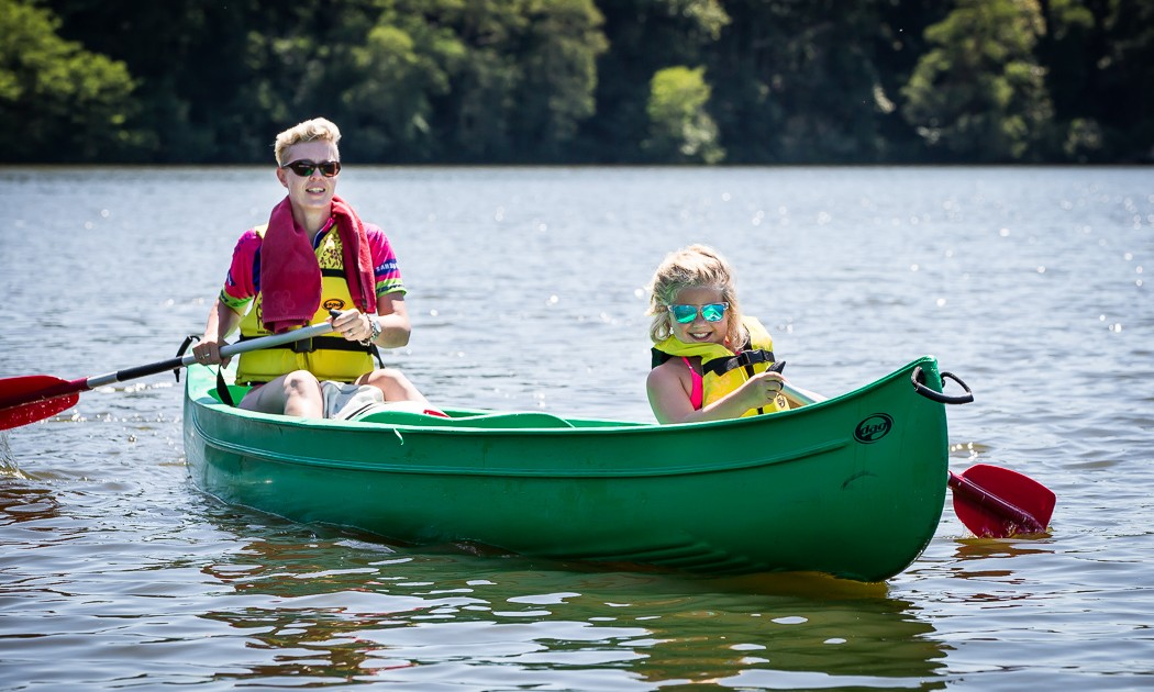 location canoe camping 5 étoiles vendée