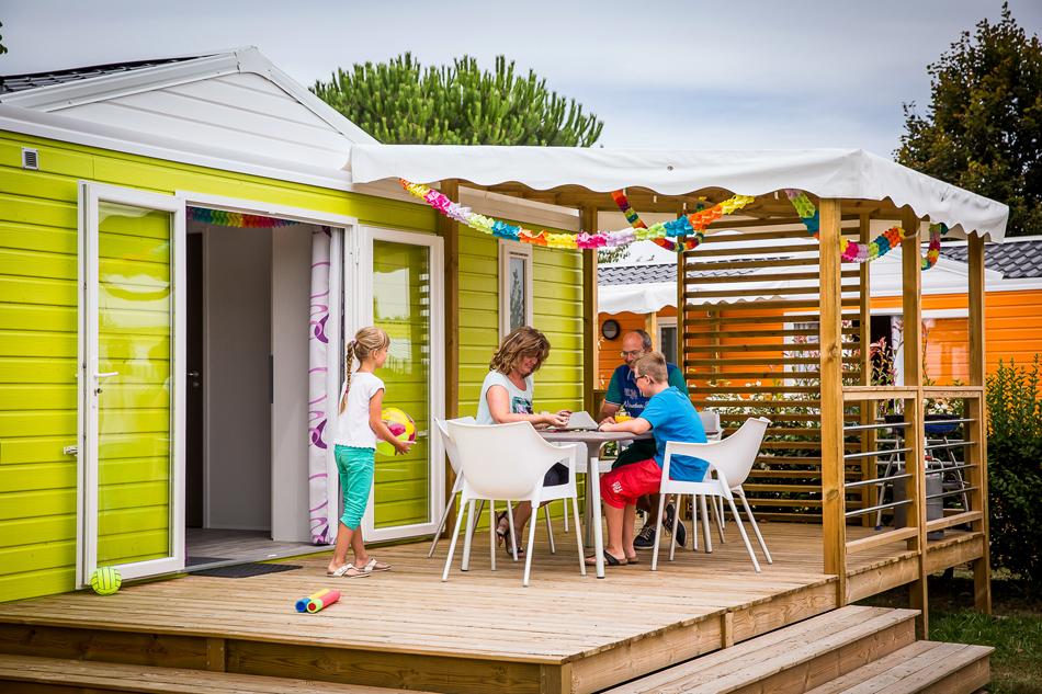 Le camping le Pin Parasol, le plus beau camping de Vendée