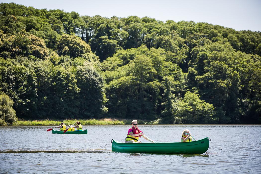 camping 5 étoiles proche lac du jaunay