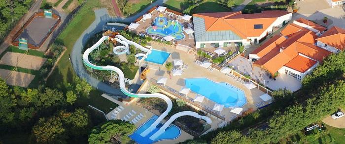 meilleur camping de Vendée avec piscines