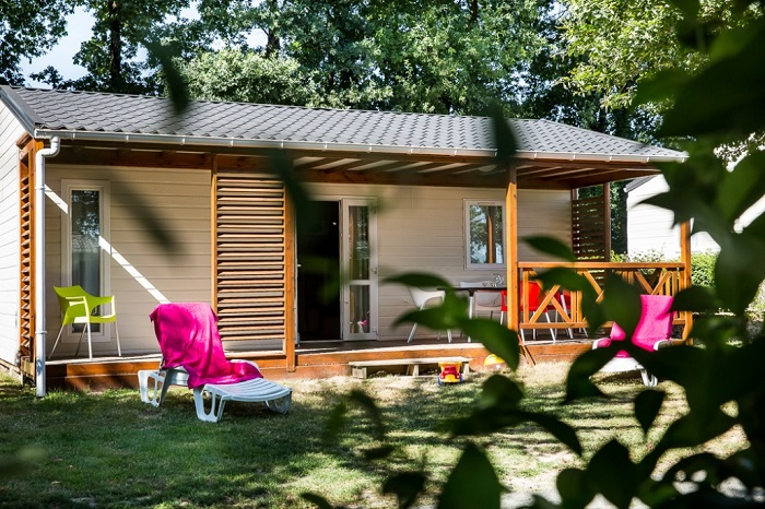 week-end ascension en mobil-home proche Sables d'Olonne