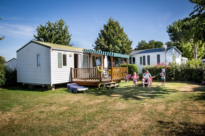 Location Mobil-home camping Pin Parasol Vendée