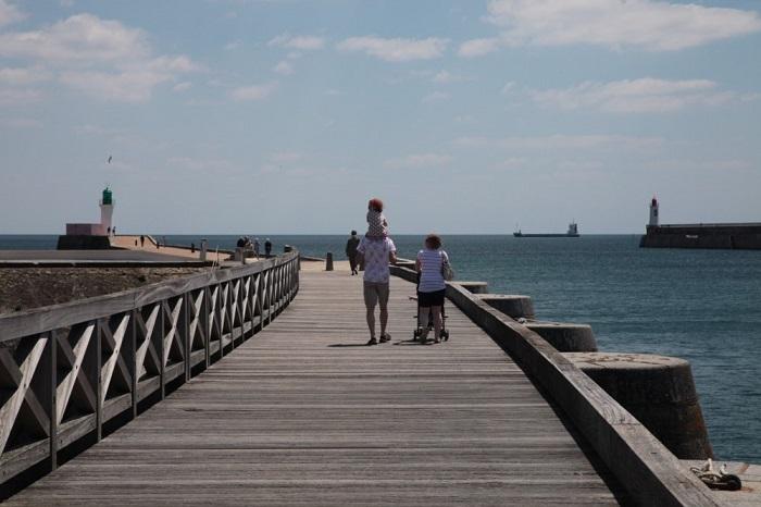 Sables d'Olonne à proximité de votre mobil home haut de gamme du camping Pin Parasol en Vendée