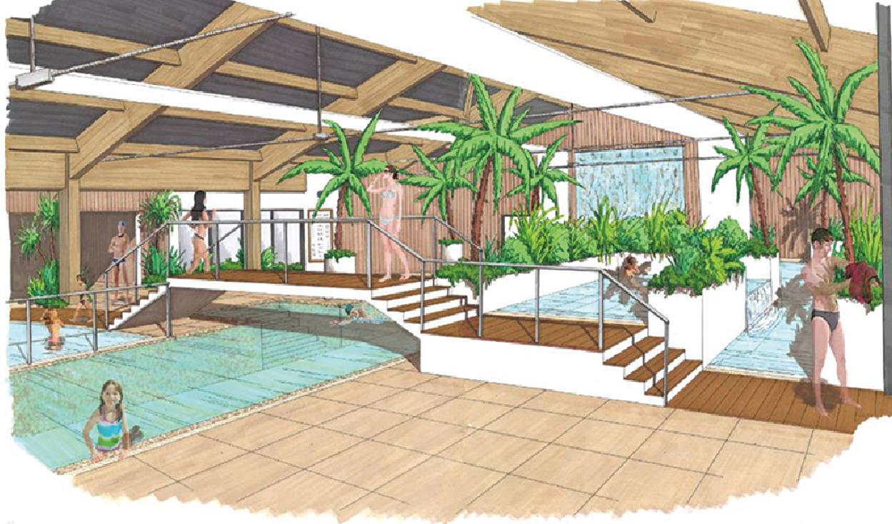 nature sense sensory pool complex vendee csite 5 le pin parasol
