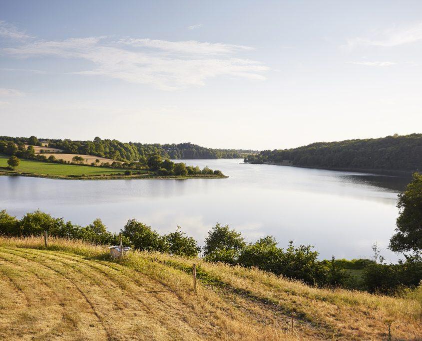 Le plus beau camping près du lac du Jaunay, en Vendée