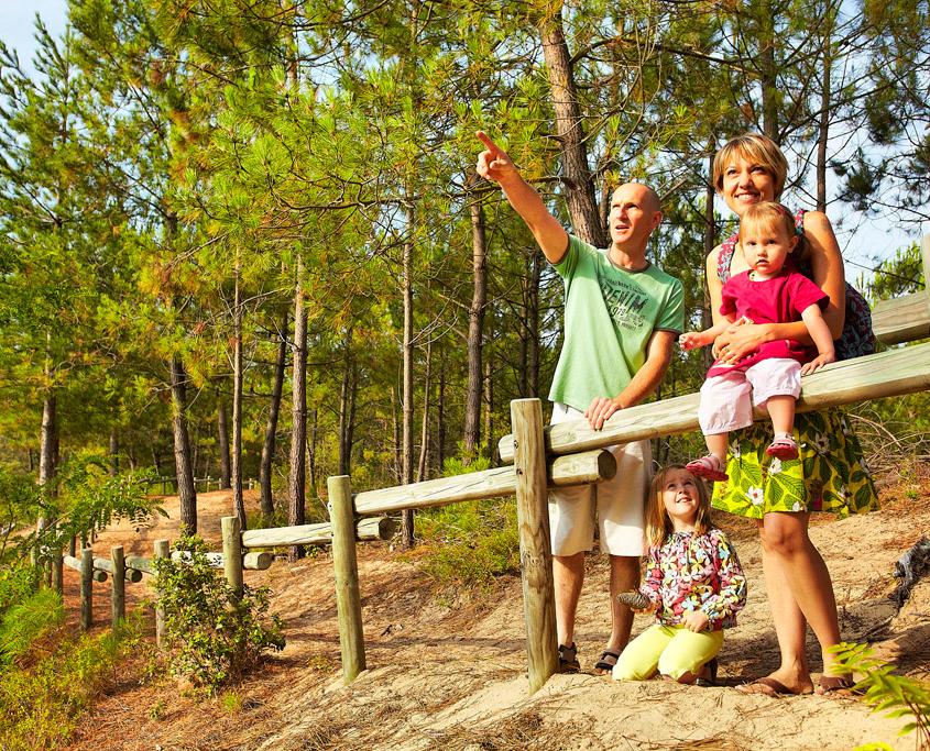 camping avec parc aquatique au cœur de la Vendée