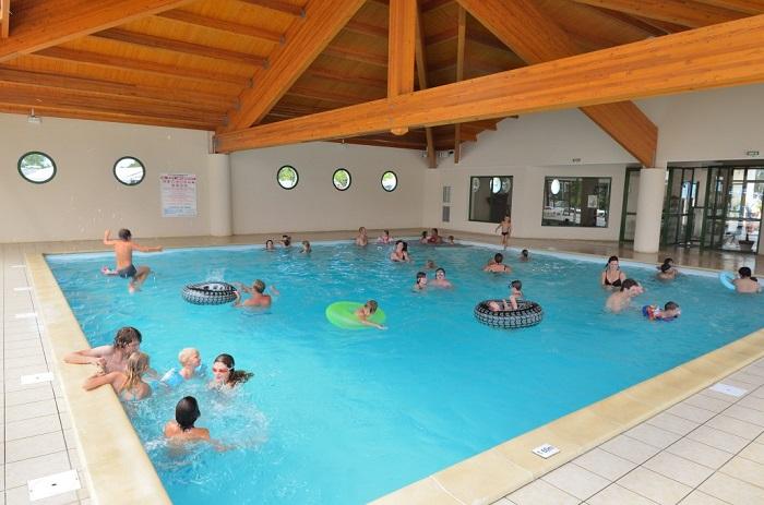 piscine du camping de luxe près de Saint gilles Croix de Vie