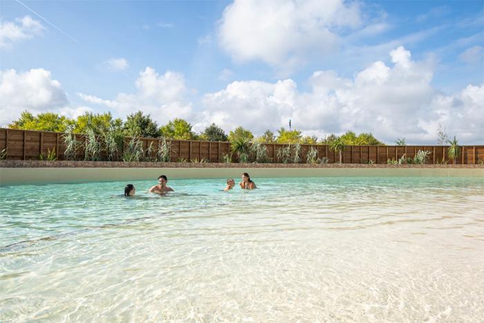 camping Vendée lagon et club enfants