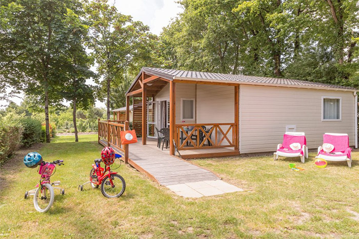 location plus beau camping