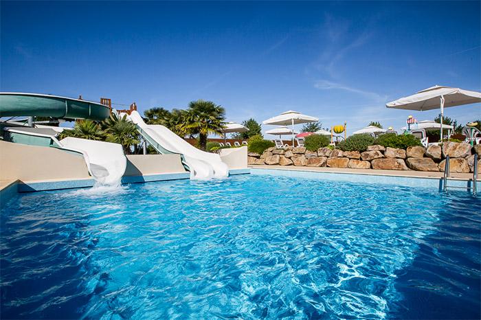 piscine meilleur camping en Vendée