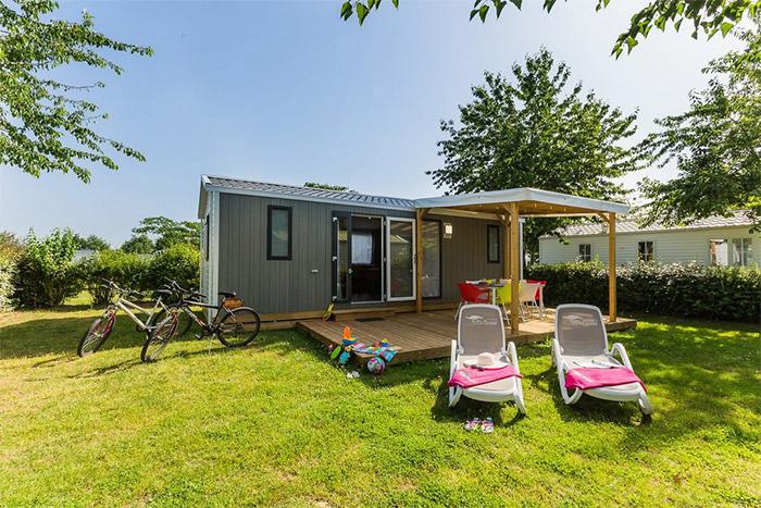 location dans camping luxe avec parc aquatique près des Sables d'Olonne